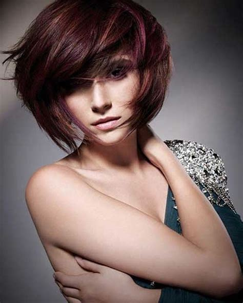 how tocut layered bob without bangs 30 best short bob haircuts with bangs and layered bob