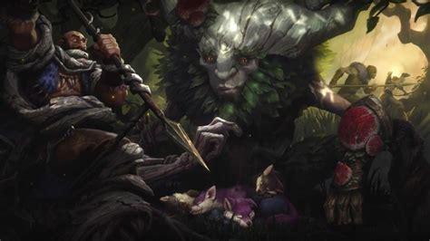 league  legends official ivern friend   forest
