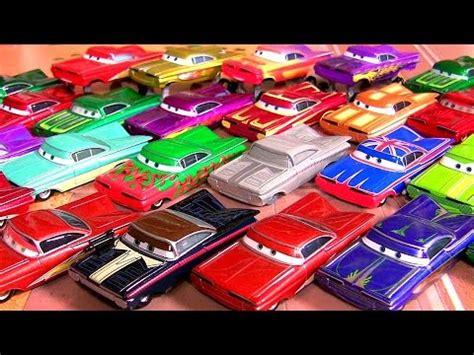 Disney Pixar Cars Mattel Mater Radiator Springs Collection 28 ramone complete diecast collection mattel disney pixar