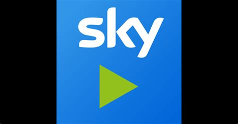 go to app sky go on the app store