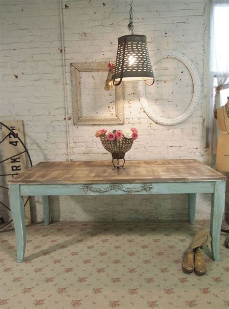 painted cottage chic shabby farmhouse french table tbl13 painted cottage cottage chic and