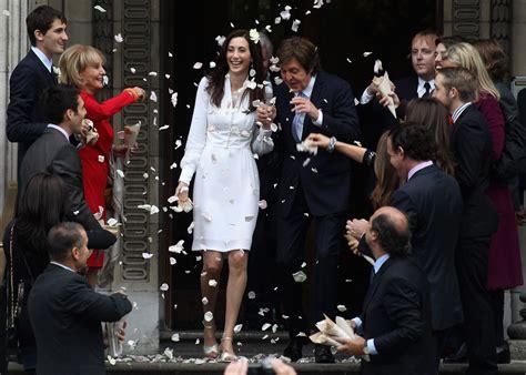 paul mccartney nancy shevell wedding nancy shevell wedding dress pictures nancy shevell zimbio