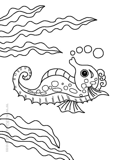 underwater ocean coloring pages printable coloring pages