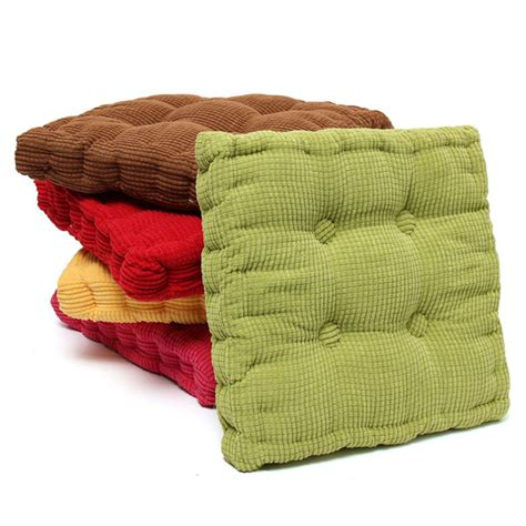 floor pillow chair soft chunky square fiber seat cushion thickened home sofa