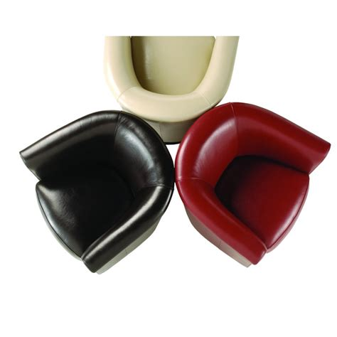 bathtub swivel chair wilkinson furniture zeba leather swivel tub chair