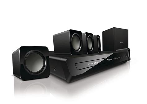 Home Theater Philips 5 1 home theater hts3541 f7 philips