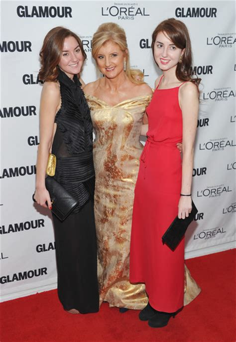 who is isabella huffington boyfriend christina huffington pictures 21st annual glamour women