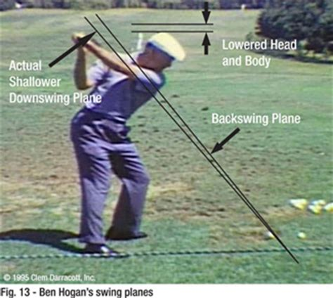hogans swing top 10 golf instruction books