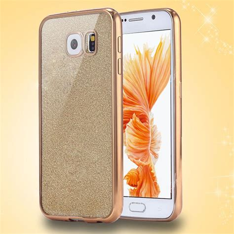 Geliter Air Samsung J5 bling silicone glitter shockproof cover for samsung