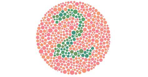 daltonismo test el daltonismo o discromatopsia de ojos innova