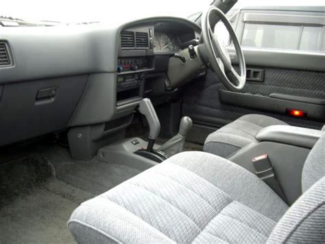 Surf Interior by For Sale 1992 Ln130w Hilux Surf Ssr X Wagon Japanese