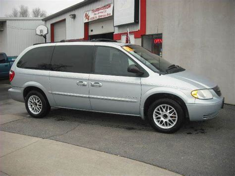 2001 chrysler town and country for sale 2001 chrysler town and country for sale in loveland co