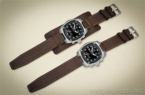 Swiss Army Leather 3 replacing the proprietary bands on