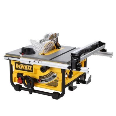 Dewalt Compact Table Saw dewalt 15 10 in compact site table saw dw745
