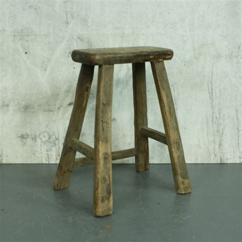 Rustic Stools Rustic Wooden Stool L134 Lovely And Company