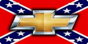 rebel flag chevy bowtie