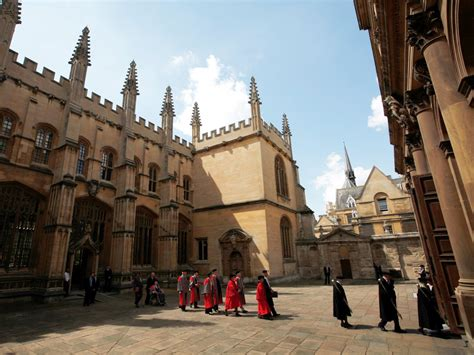 Oxford Mba Average Salary by These Are The 15 Best Universities For A High Paying