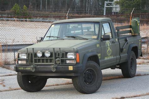 1988 jeep comanche pioneer ebay find of the day jeep comanche zombie response unit
