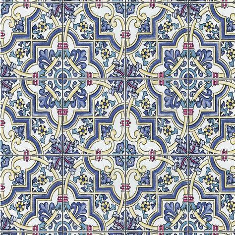 tile pattern wallpaper p s international baroque tile pattern wallpaper faux
