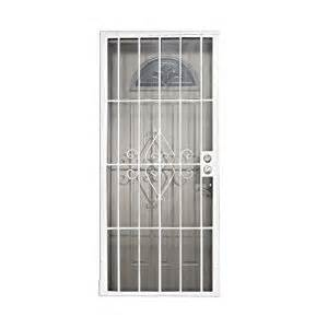 security screen doors paint metal security screen door