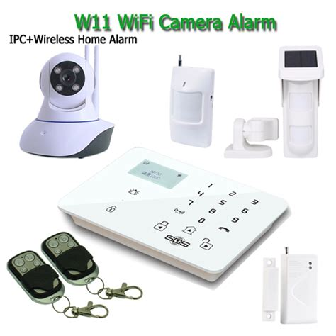 ip wireless wifi alarm system home security