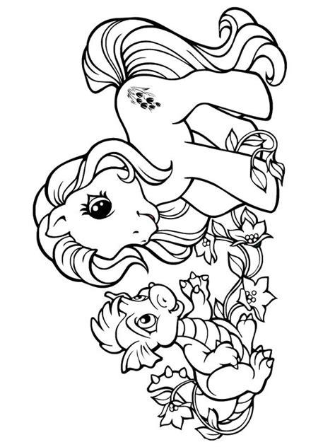 petit poney  son dragon mes petites pouliches