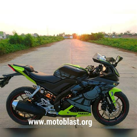 List Velg Atau Stiker Velg Yamaha R15 Movistar yamaha all new r15 ala sunmoon winter test vr46 motogp motoblast