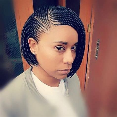 Bob Braid Hairstyles by Bob Braids Are Definitely A Comeback Kamdora