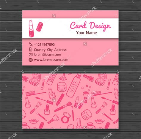 Artist Business Card Template Free by 29 Artist Business Card Templates Free Premium