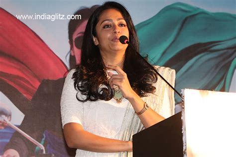 telugu heroine question quot why four heroines for one hero quot jyothikas questions