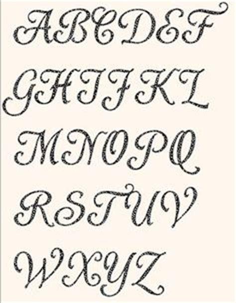 free printable fonts no download alphabet script 4 inch stencil more stencil lettering