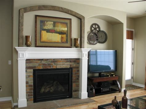 Decorate Fireplace Winston Harden Studio Decorative Painting Niche With