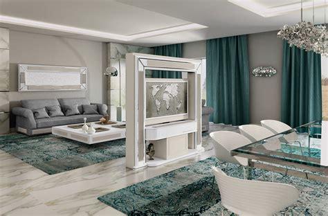 mobila tv porta tv girevole con meccanismo per la rotazione di
