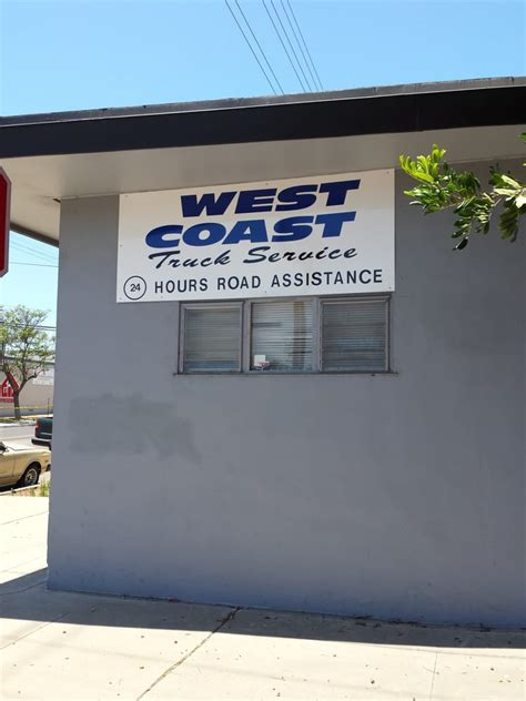 west coast truck service in national city west coast
