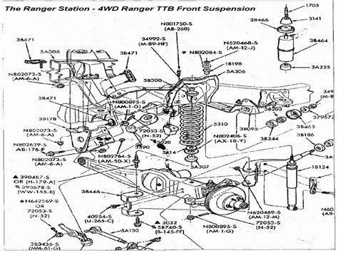 ford f250 front suspension diagram 2002 ford f250 suspension diagram wiring forums