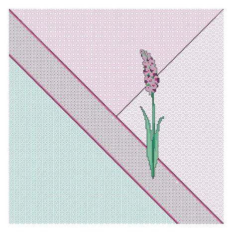 schemi punto croce cuscini schemi punto croce cuscino fiore lavanda libri schemi