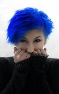 royal blue hair color 25 best ideas about royal blue hair on