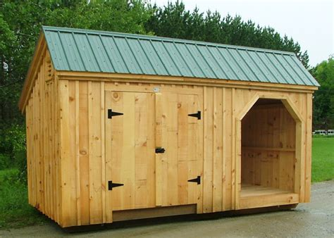 Wooden Storage Buildings For Sale