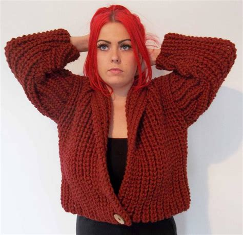 chunky knit chunky knitting patterns crochet and knit