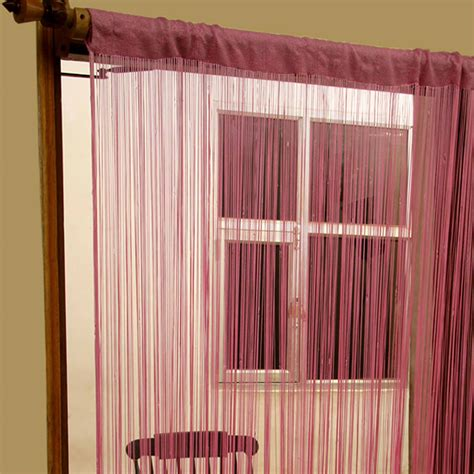 string curtains for doorways heavy weight string curtains 90x200cm fly screen room door