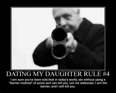 Dating My Daughter Meme - rules for dating my daughter abnormal thoughts