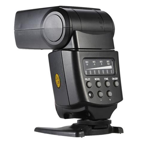 yinyan flash kamera zoom speedlite 5600k untuk dslr canon