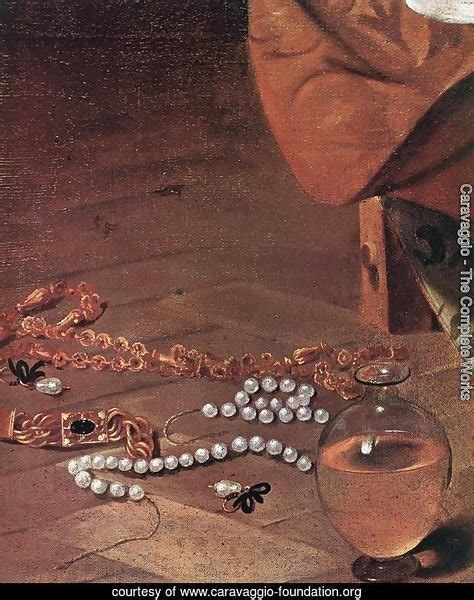 caravaggio the complete works magdalene detail 1596 97 caravaggio foundation org