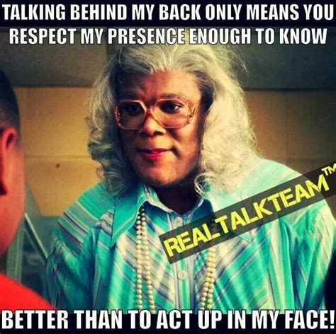 Madea Meme - 128 best images about madea memes tyler perry sayings on