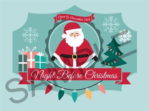 printable christmas eve box night before christmas box printables oh my creative
