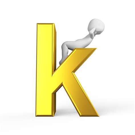C R I S I S free illustration k letter alphabet alphabetically