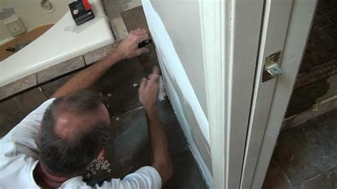 how to add a shower to a bathtub how to install tile around a jet tub bathroom tile