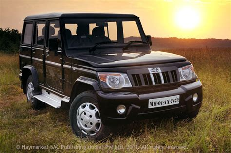 Mahindra Bolero Review ZLX   Cars First Drive   Budget SUVs   Autocar India