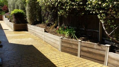 Timber Sleepers Sydney by Woodgrain Concrete Sleepers Concrete Sleepers
