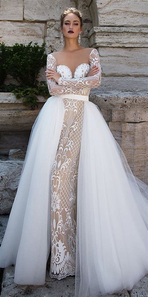 Fall Style Wedding Dresses by Ida Torez Fall 2017 Wedding Dresses World Of Bridal
